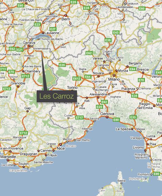 Ski holidays France essential information Les Cristallires